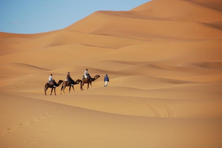 Arundel Travel Morocco Desert