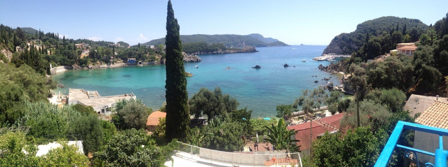 Arundel Travel Corfu header