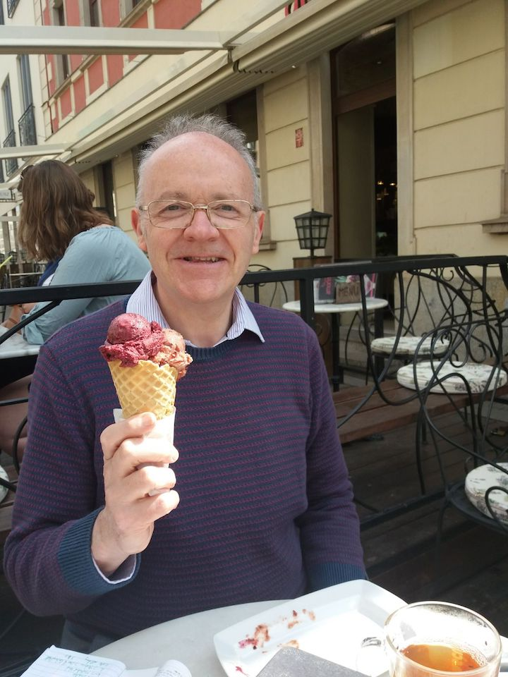 Ice Cream in Wroclaw